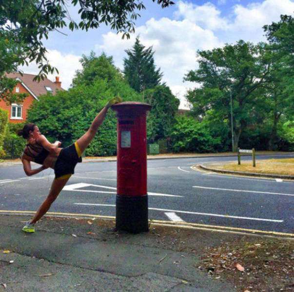 Meet Chloe Bruce, Daisy Ridley's Stunt Double From Star Wars (28 pics)