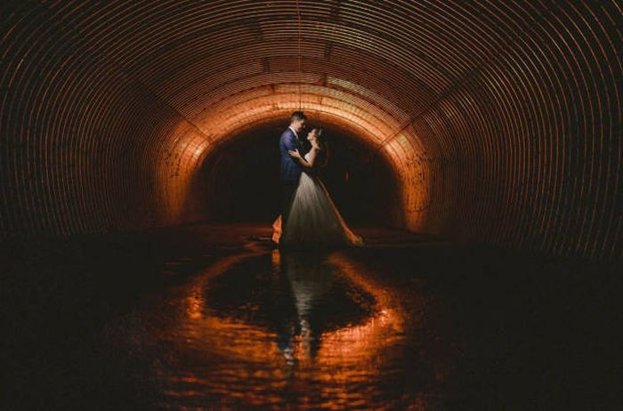 Incredible Wedding Pictures From The Year That Was 2015 (34 pics)
