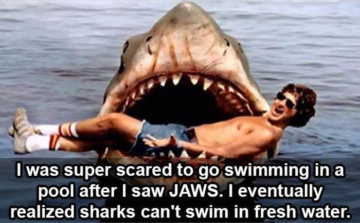 Awkward Things People Have Admitted To Being Afraid Of As Kids (21 pics)