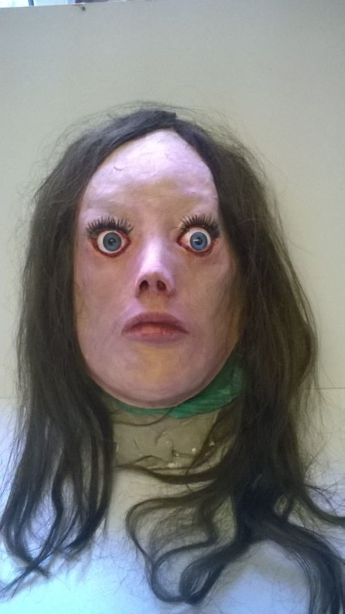 What This Man Made Will Haunt Your Dreams Forever (5 pics)