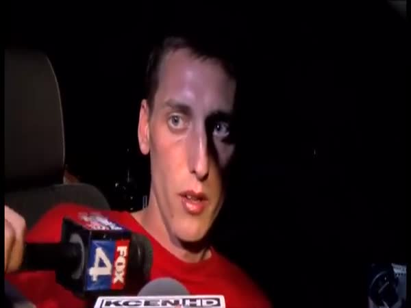 Hour Long Police Chase Ends With Hilarious Interview
