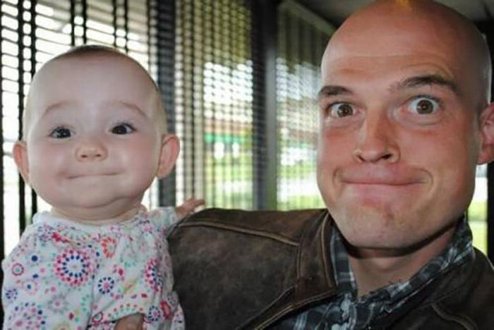 There's A Reason Why They Say Like Father, Like Son (44 pics)
