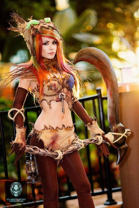 Sexy Cosplay Girls That Will Keep You Busy For A While (22 pics)