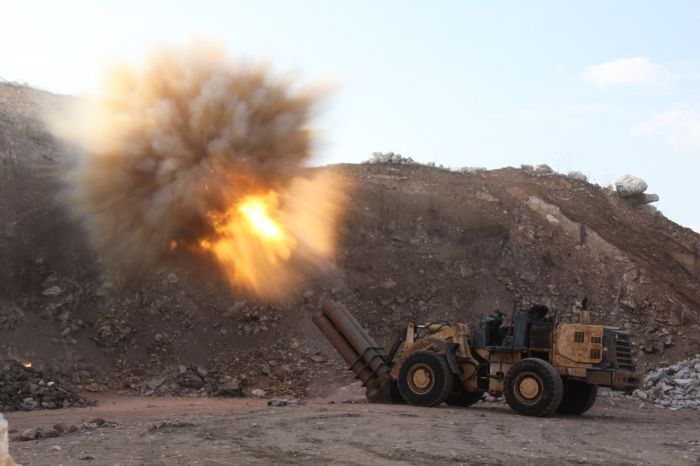Say Hello To The Rocket Mortar (3 pics)