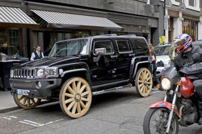 Some Of The Weirdest Cars Ever To Be Seen On Planet Earth (30 pics)