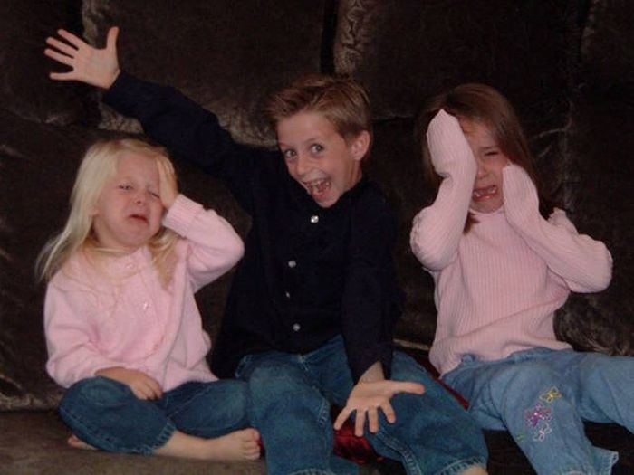 Those Times When Family Photos Got A Little Crazy (40 pics)