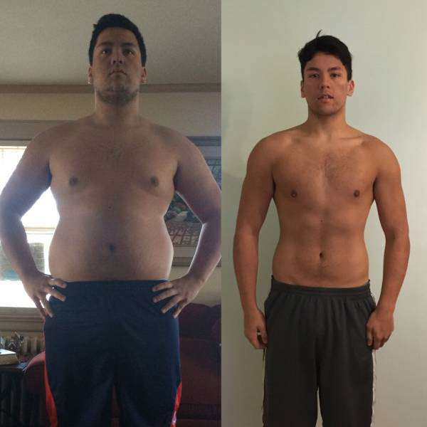 Incredible Weight Loss Transformations That Will Inspire You To Hit The Gym (30 pics)