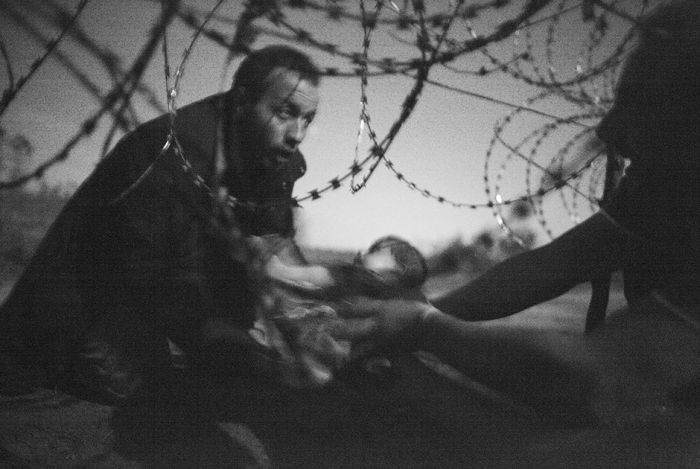 The Best Images From The 2015 World Press Photo Contest (28 pics)