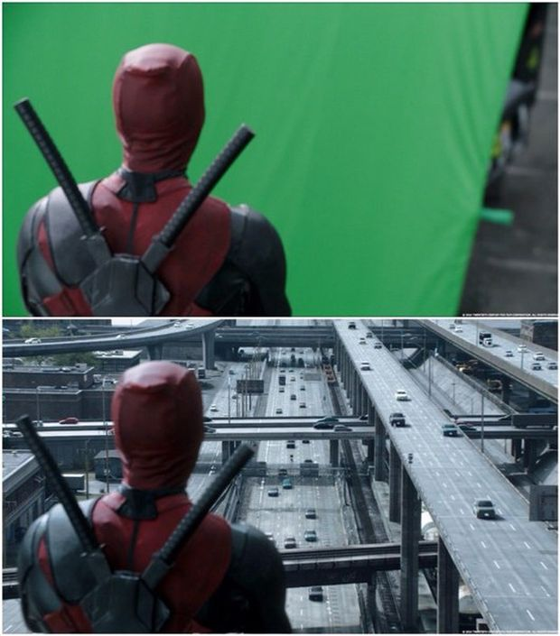 Deadpool - Special Effects (10 pics)