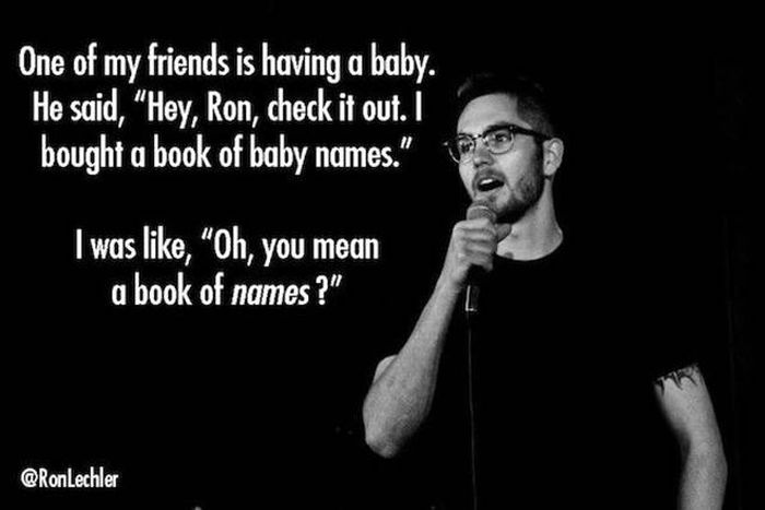 Quotes From Stand Up Comedians That Will Crack You Up (22 pics)
