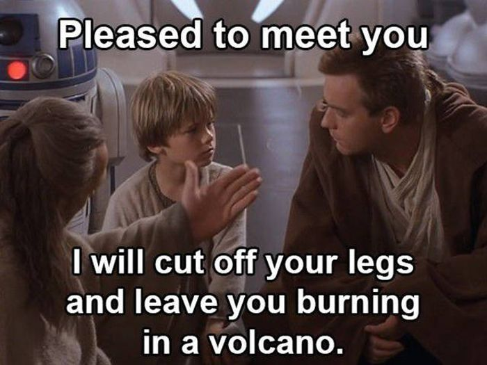 Hilarious Jokes That Are Sure To Please Your Inner Star Wars Fan (36 pics)