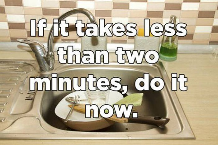 Life Hacks That Will Help You Get More Done Throughout The Day (21 pics)
