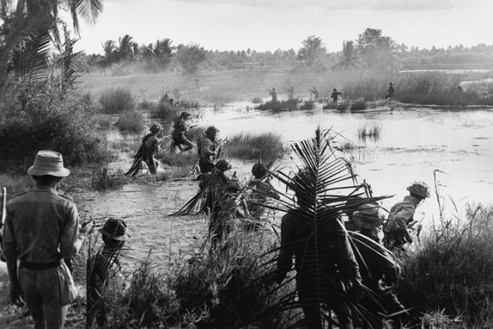 Rare Photos Of The Viet Cong From The Vietnam War (16 pics)