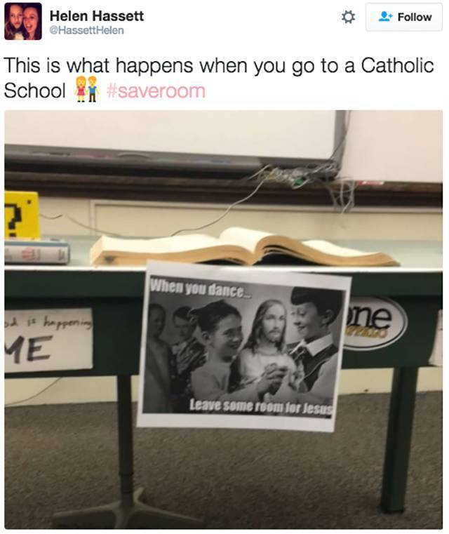Problems That All Catholic People Can Relate To (26 pics)