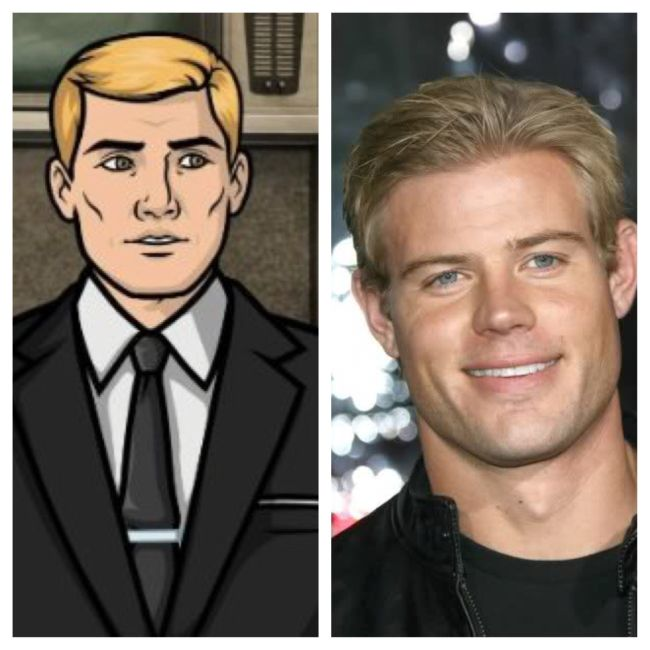 Actors Who Would Be Perfect For A Live Action Archer Series (10 pics)