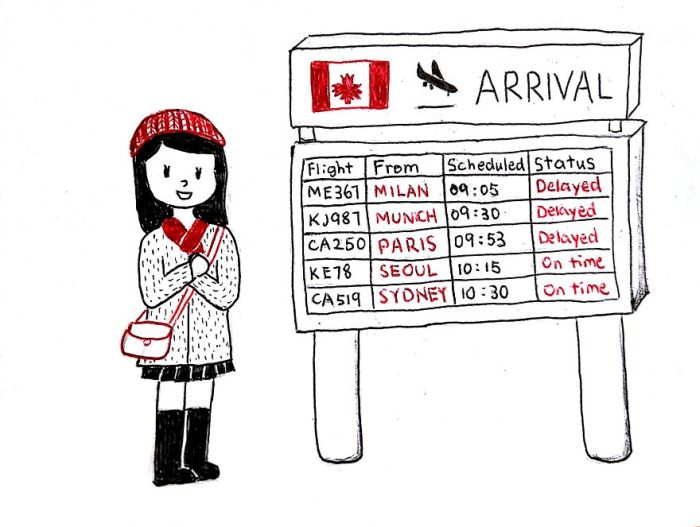 Artist Captures What It Feels Like To Be In A Long Distance Relationship (15 pics)