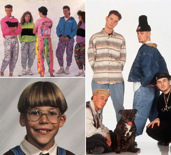 The Best Of 90s Haircuts And 90s Fashion (16 pics)