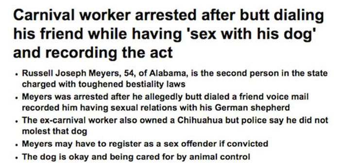 Really Ridiculous News Headlines From Around The World (18 pics)