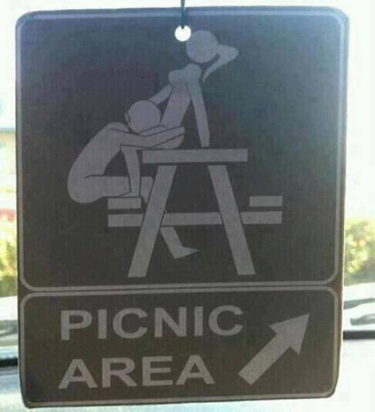 Let Your Dirty Mind Have A Little Fun With Some Below The Belt Humor (43 pics)