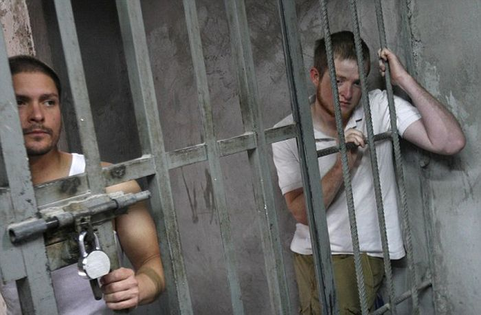 Inside This Lawless Mexican Prison The Gangs Make The Rules (15 pics)