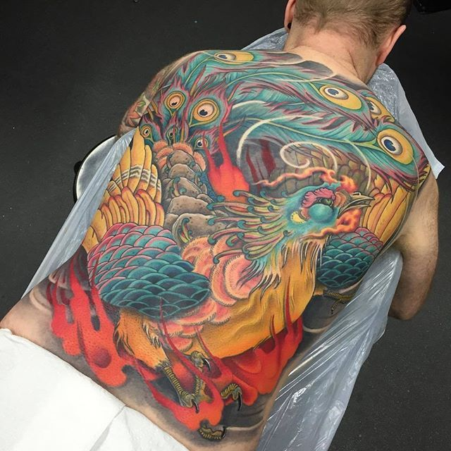 Awesome Photos For All The Tattoo Aficionados In The World (21 pics)
