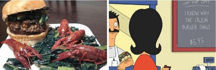 How To Make The Burgers From Bob's Burgers At Home (6 pics)
