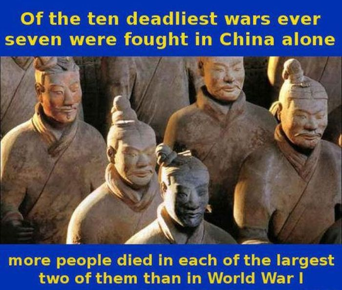 Fun Facts That Will Change How You See History (23 pics)
