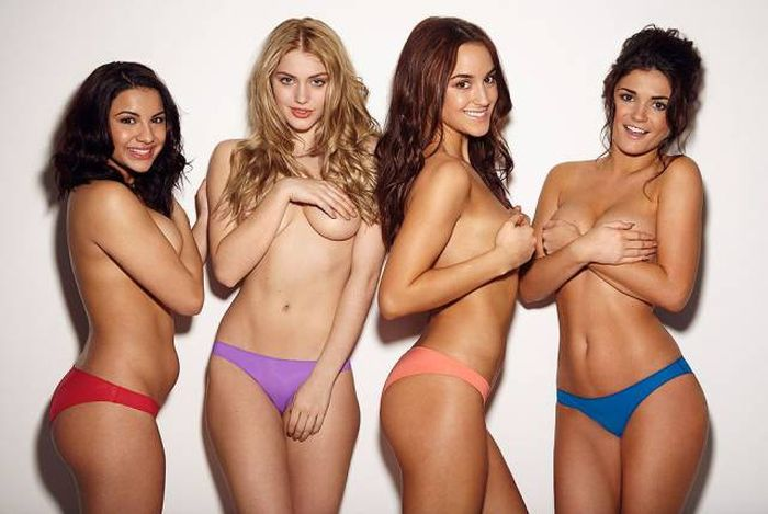 You Can Never Have Too Many Sexy Ladies In The Same Place (41 pics)