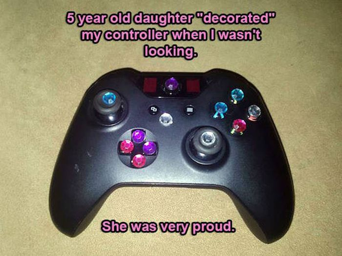 Amusing Pictures For The Gamers Out There (31 pics)