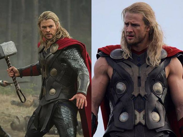 Take A Look At The Stunt Doubles That Bring Super Heroes To Life (13 pics)