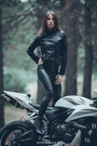 do girls like motorcycles