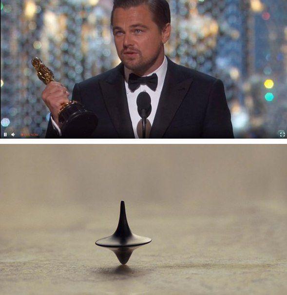The Internet Had Some Hilarious Reactions To Leonardo DiCaprio's Oscar Win (16 pics)