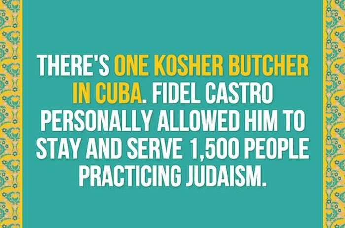 Fun Facts You Need To Know About Cuba (23 pics)