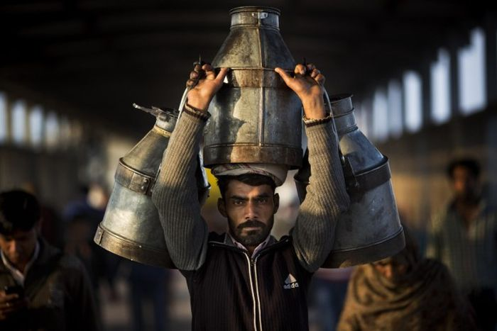 Get A Dose Of Daily Life In India (34 pics)