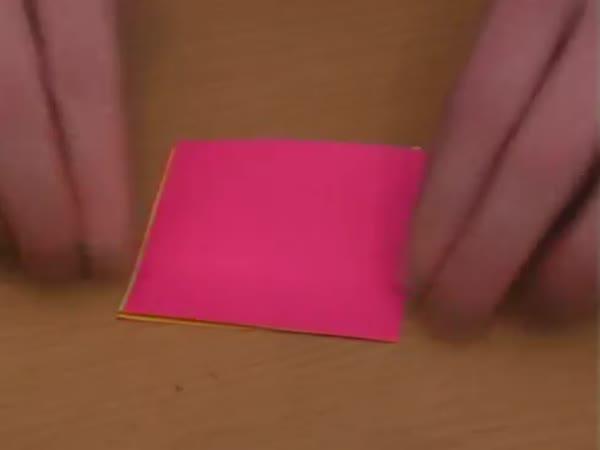 10 Amazing Paper Stunts