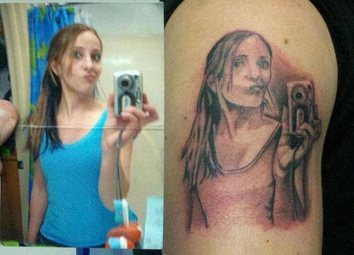 There's A Good Chance That These Are The Worst Tattoos Ever (27 pics)