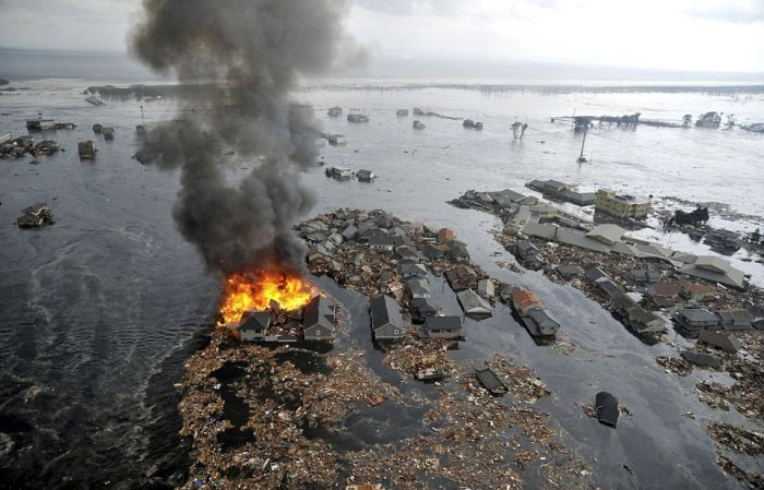 What Fukushima Looks Like Five Years After The Tsunami (5 pics)