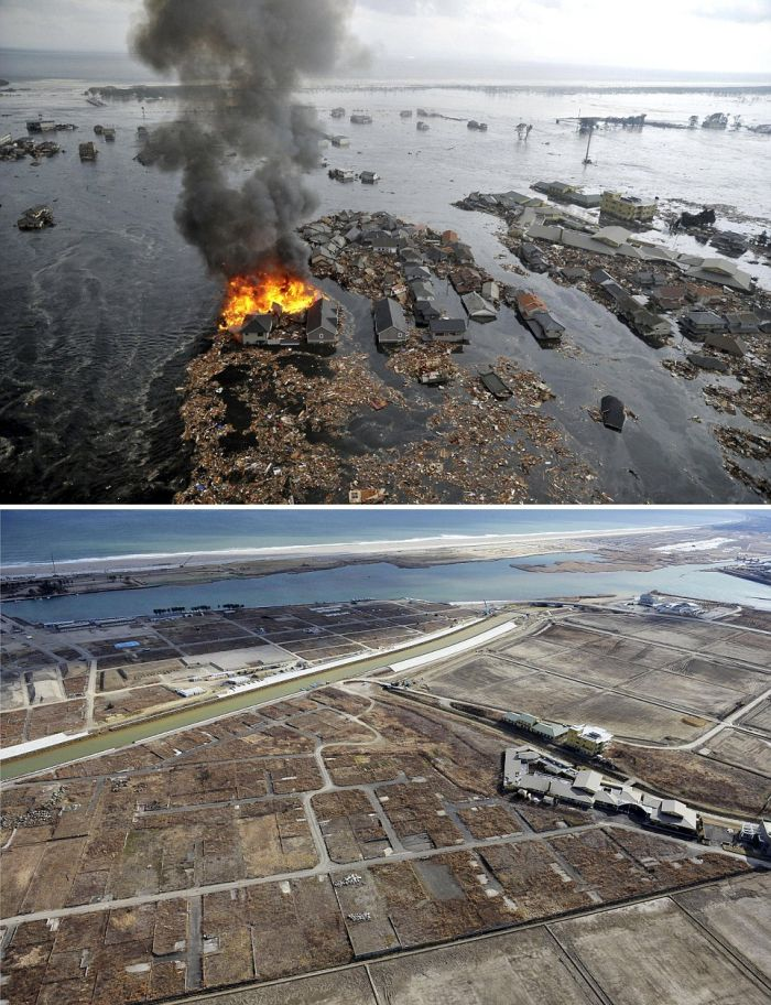 What Fukushima Looks Like Five Years After The Tsunami (5 pics)
