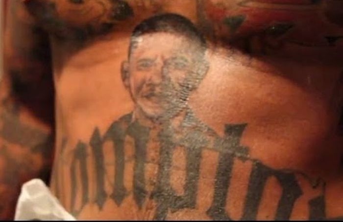 Terrible Political Tattoos That These People Will Probably Live To Regret (21 pics)