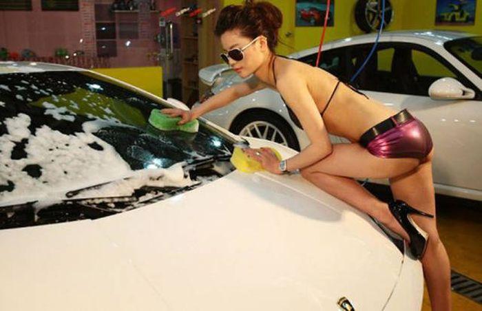 Topless wet bikini ass congratulate, excellent
