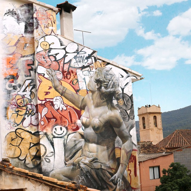PichiAvo's Street Art Is On A Whole Different Level (15 pics)