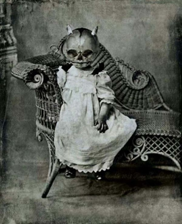 Haunting Photos That Will Send Shivers Directly Down Your Spine (31 pics)