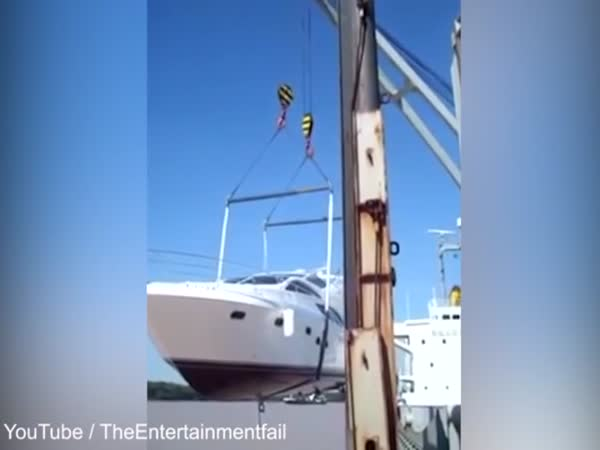 Yacht Fall