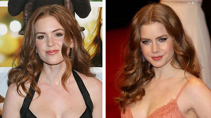 Famous Celebrities Who Look Strikingly Similar To Other Celebrities (16 pics)