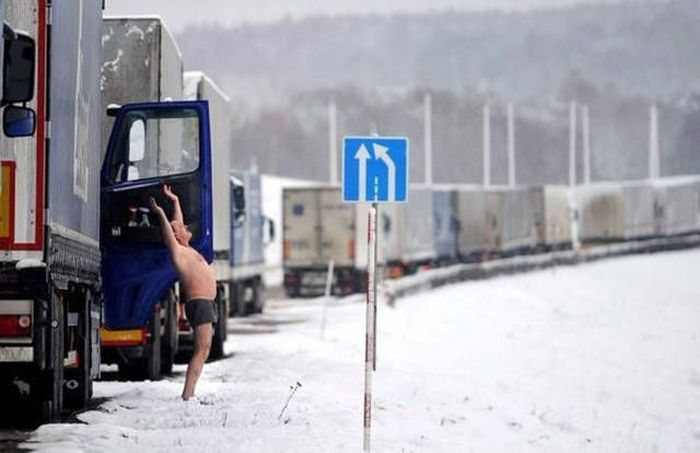 Russia Has A Very Different Idea Of What Normal Is (39 pics)