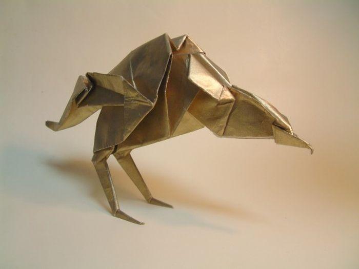 Akira Yoshizawa Is The Grandmaster Of Origami (10 pics)