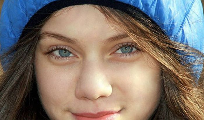 A Few Exciting Facts About Eyes That You Probably Didn't Know (25 pics)