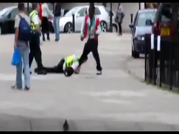 British Police Carried Out Arrest