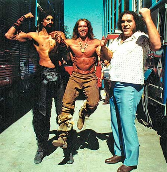 A Look Back At Arnold Schwarzenegger's Life So Far In Photos (101 pics)