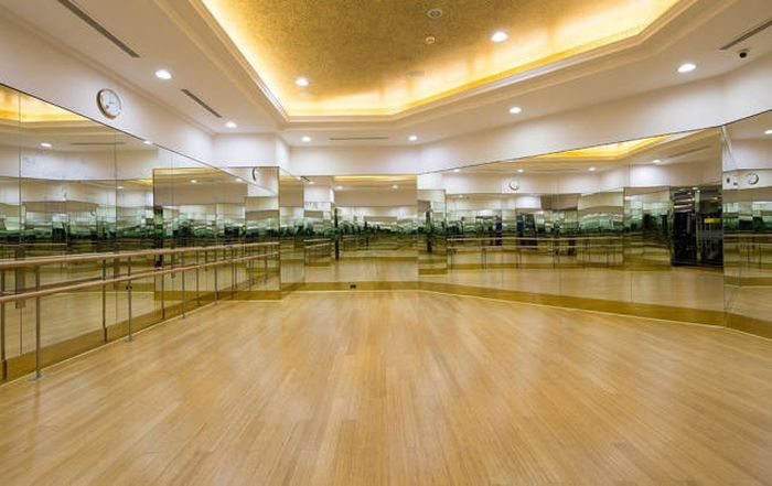 You Won't Believe How Much A Membership To This Gym Costs (30 pics)